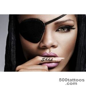 6 Reasons Why Rihanna#39s Tattoos Are the Best_18