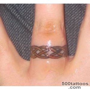 Ring tattoos designs, ideas, meanings, images