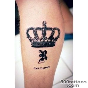 40 Cool And Classic Roman Numerals Tattoo To Get This Year   Bored Art_19