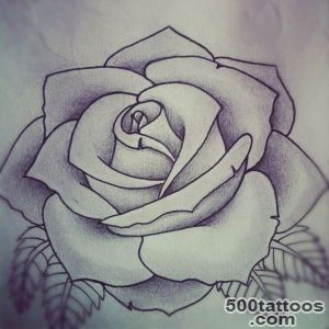 Vegas!!!  Rose Tattoos, Roses and Tattoo Designs_12