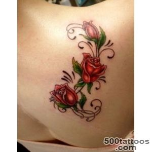 55 Best Rose Tattoos Designs   Best Tattoos for 2016   Pretty Designs_31