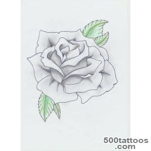 Black Rose Tattoo Design   Tattoes Idea 2015  2016_37