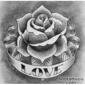 Dark rose tattoo  Tattoo Collection_44