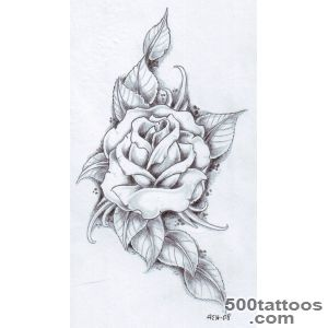 roses tattoos designs  Tattoos Fonts Ideas Designs Pictures _22