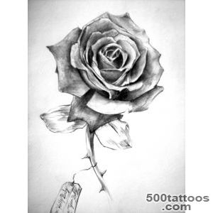 Rose Tattoo Design   Tattoo  JOKO Media_10