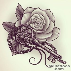 Rose Tattoo Images amp Designs_5