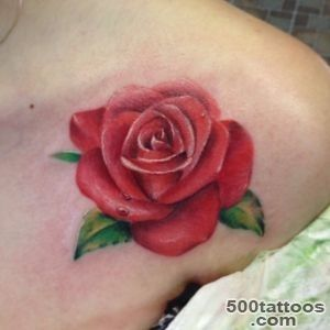 Rose Tattoos, Designs And Ideas  Page 3_35