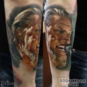 Russian tattoo artist does insanely realistic tattoos (20 Photos _39