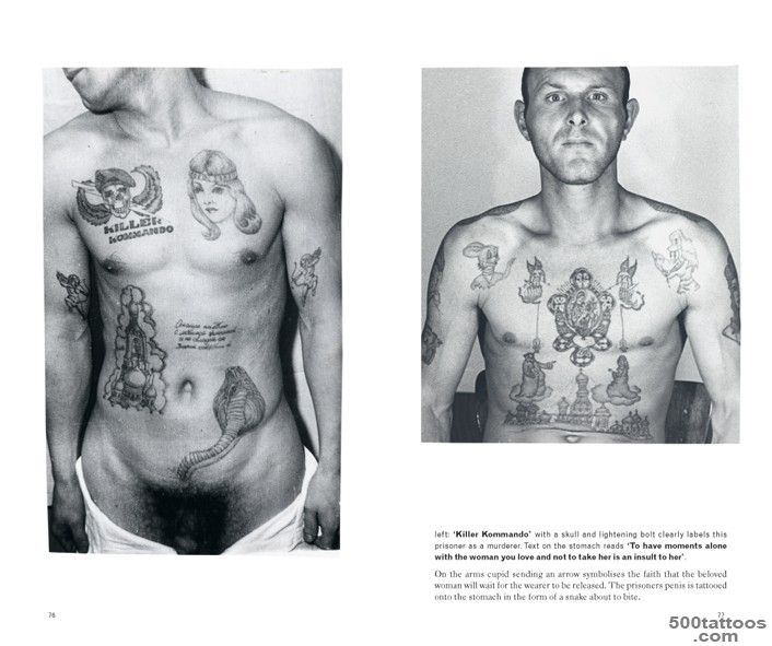 Gang Tattoos A Look at Their Use and Meanings The