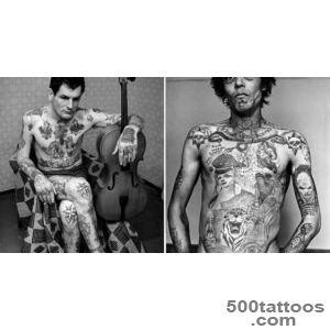 Decoding the hidden meaning behind Russian prison tattoos (Photos)_7
