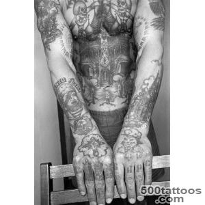 Decoding the hidden meaning behind Russian prison tattoos (Photos)_22
