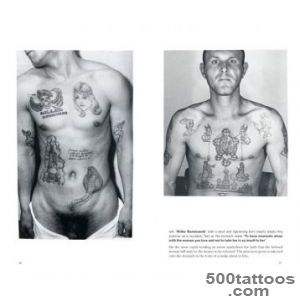 Russian Criminal Tattoo Police Files Vol I  Current  Publishing _28