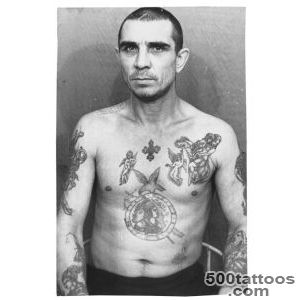 The coded world of Russian prison tattoos_21