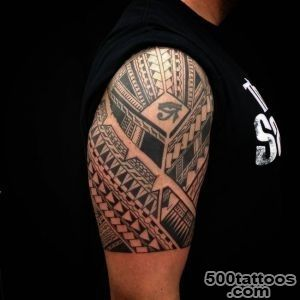 35 Best Samoan Tattoo Designs   Amazing Tribal Patterns_5