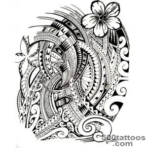 48 Coolest Polynesian Tattoo Designs_49