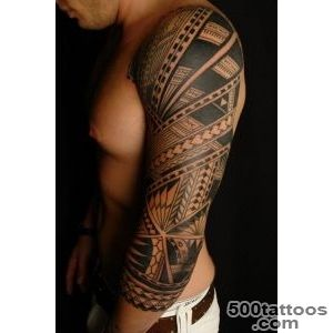 52 Best Polynesian Tattoo Designs with Meanings   Piercings Models_31