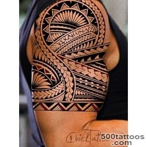 100 Popular Polynesian Tattoo Designs amp Meanings [2016]   Part 4_9