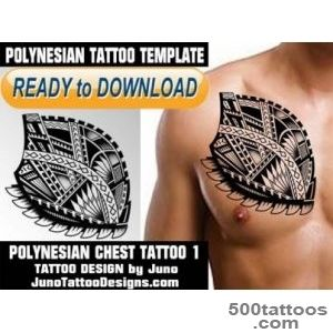 Polynesian Samoan Tattoos Meaning amp how to create yours_35