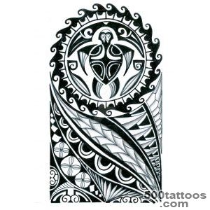 Polynesian Tattoo Drawings   Tattoes Idea 2015  2016_41