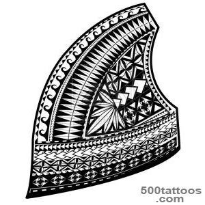 Samoan Tattoo Design by RonJH_38