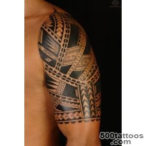 Samoan Tattoos Designs, Ideas and Meaning  Tattoos For You_46