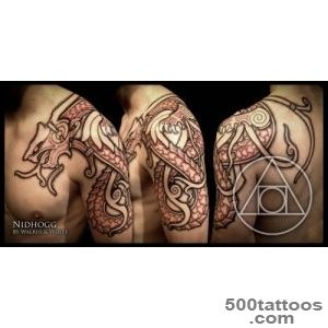 Hedendom — Incredible Nordic and Viking Age inspired tattoos_12