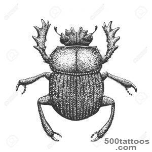 Scarab Tattoo Images, Stock Pictures, Royalty Free Scarab Tattoo _18