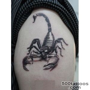 25 Best Scorpion Tattoos_10