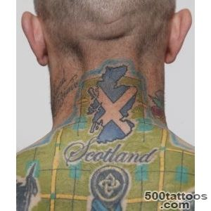 Scottish tattoo design, idea, image