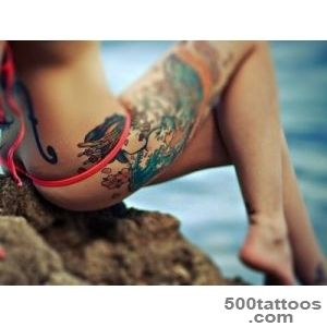 40 Sexy Tattoos for girls to Try Right Now   Stylishwife_2