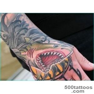 28 Most Popular Shark Tattoos_41