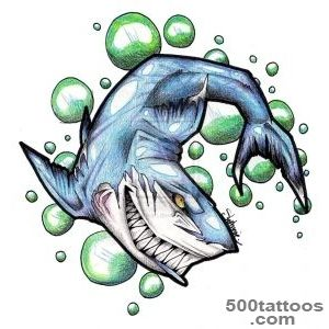 Shark tattoos_39