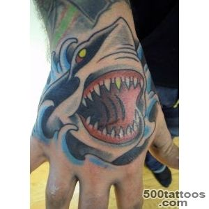 Shark Tattoos Designs, Ideas and Meaning  Tattoos For You_9