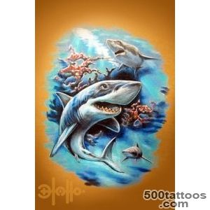 Shark Tattoos Designs, Ideas and Meaning  Tattoos For You_12