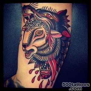 20 Nice Sheep Tattoo Images, Photos And Fantastic Ideas_11
