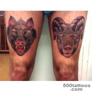 Black Sheep Western Tattoo   Tattoes Idea 2015  2016_7