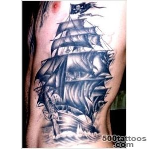 35 Regal Ship based tattoo designs_12