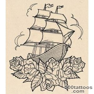 1000+ ideas about Ship Tattoos on Pinterest  Pirate Ship Tattoos _33