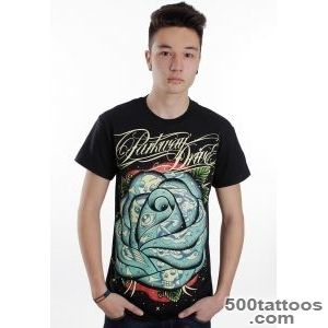 Parkway Drive   Rose Tattoo   T Shirt   Official Merch Store _22