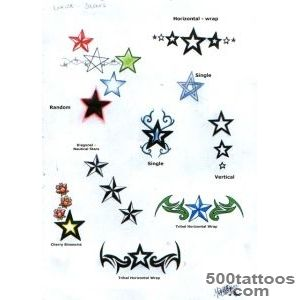 Design-Idea-Shooting-Star-tattoo-on-side-Body-tribal-shooting-star-_41jpg