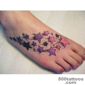 Shooting star tattoo design, idea, image