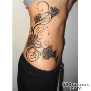 31 Sexy Side Tattoos for Girls For 2013  Creative Fan_2