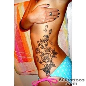 I want a cute side tattoo like this  Tattoos  Pinterest  Side _33