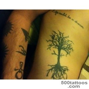 Tree Side Tattoo  Best tattoo ideas amp designs_50