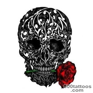 50 Cool Skull Tattoos Designs   Pretty Designs_42