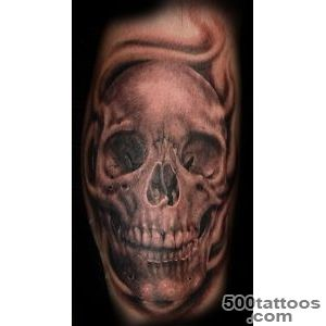 100 Awesome Skull Tattoo Designs  Art and Design_43