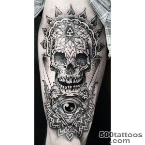 Skull Tattoos Designs for Men   Meanings and Ideas for Guys_14