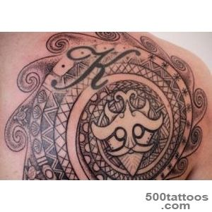 28 Ethnic Polynesian Tattoo Designs  Creative Fan_27