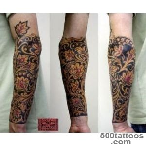 Slavic style tattoo sleeve  Makeup and stuff  Pinterest  Tattoo _8