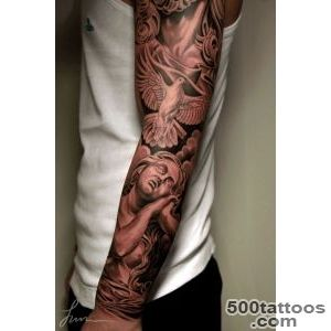 47+ Sleeve Tattoos for Men   Design Ideas for Guys_7